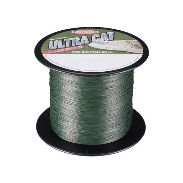 Berkley ULTRA CAT 0.50MM 1320Y GRN