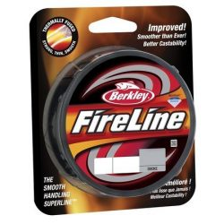 Berkley Fireline 0.08MM 110M smoke