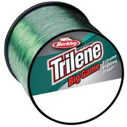 Berkley Trilene Big Game 50LB 0.60MM 600M zöld