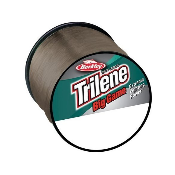 Berkley Trilene Big Game 15LB 0.30MM 1000M barna