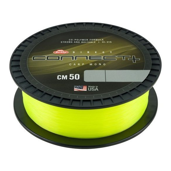 Berkley EConnect CM50 1200m 0.34mm Yellow