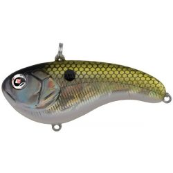 Sebile Flatt Shad 66 XH 20 g hollow greenie