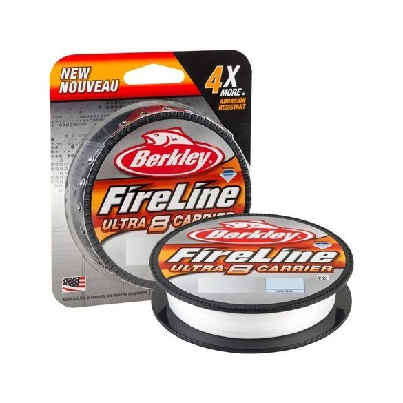 Berkley fireline ultra 8x 150m 0.39 crystal