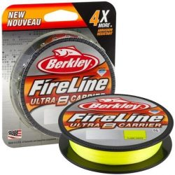 Berkley fireline ultra 8x 150m 0.10 flame green