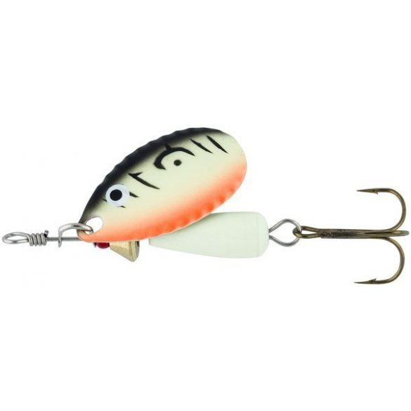 Abu Garcia droppen 12g uv-glow orange black