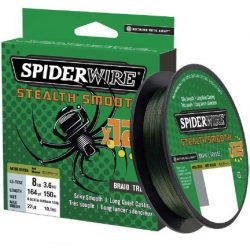 Spiderwire Stealth Smooth12 150m 0,05 mm moss green