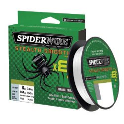 Spiderwire Stealth Smooth8 150m 0,06 mm translucent