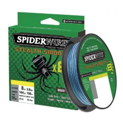 Spiderwire Stealth Smooth8 150m 0,08 mm blue camo