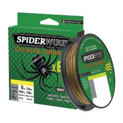 Spiderwire Stealth Smooth8 150m 0,08 mm camo